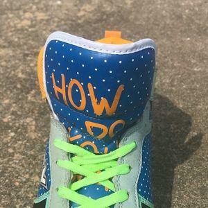 Shoes - Rare Betty Boop Milkshake NY Fetti Betty Shake NWT
